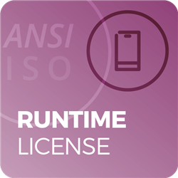 ANSI & ISO Mobile Deployment Licenses
