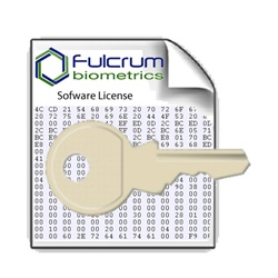 FbF Fingerprint Server - Single CPU License