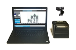 FbF LiveScan FLORIDA (FDLE) Applicant System with Suprema RealScan G-10 and Budget PhotoCap (for AHCA)