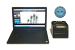 FbF LiveScan SWFT Applicant System with Suprema RealScan G-10