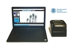 FbF LiveScan TSC Applicant System with Suprema RealScan G-10