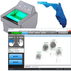 Florida FDLE-Certified FbF LiveScan Bundle