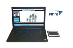 Submitting fingerprints to FINRA and the FBI is easy with the portable and small FIVE-0.