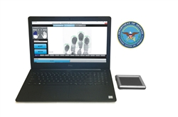 FbF LiveScan SWFT Applicant System with Integrated Biometrics FIVE-0