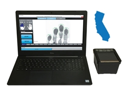 The FbF LiveScan California Applicant System is California certified.