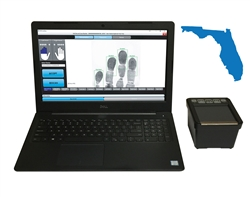FbF LiveScan Florida (FDLE) Applicant System with Integrated Biometrics Kojak