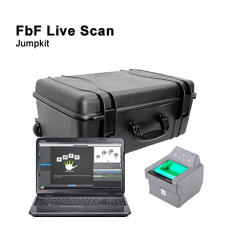 FbF LiveScan Jumpkit with Green Bit DactyScan84c