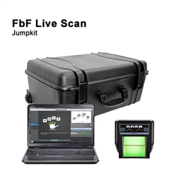 FbF LiveScan Jump Kit with Suprema RealScan-G10