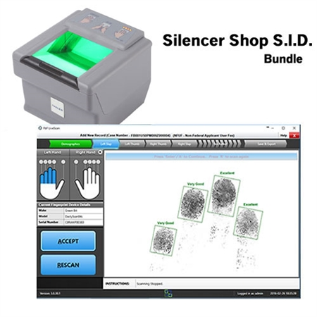 Silencer Shop S.I.D. Bundle