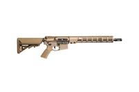 "GEISSELE SUPER DUTY 14.5"" GOVERNMENT PROFILE RIFLE - DESERT DIRT COLOR"