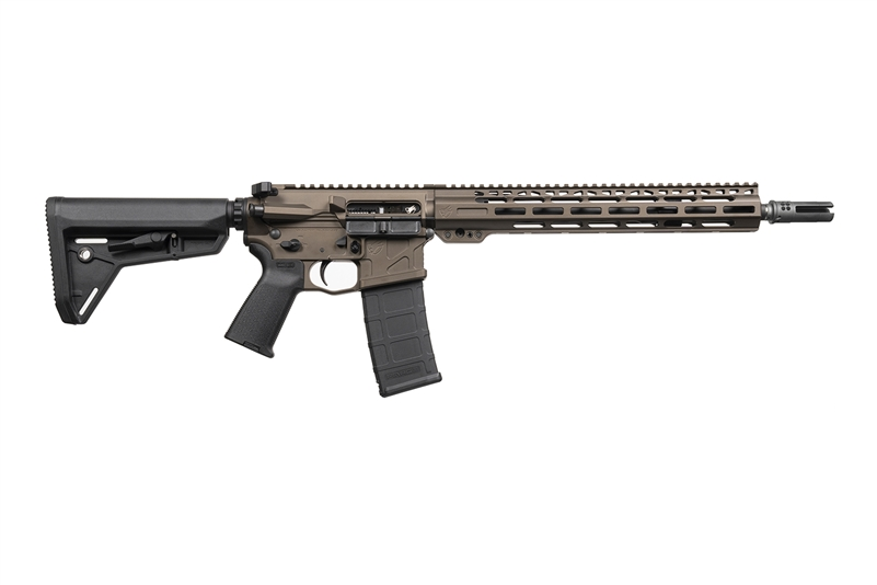 AMERICAN DEFENSE UIC MOD 2 14.5 CARBINE - MIDNIGHT BRONZE