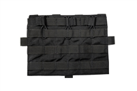 CRYE PRECISION AVS DETACHABLE FLAP M4 - BLACK