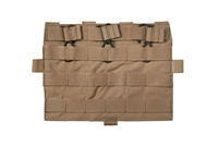 CRYE PRECISION AVS DETACHABLE FLAP M4 - COYOTE BROWN