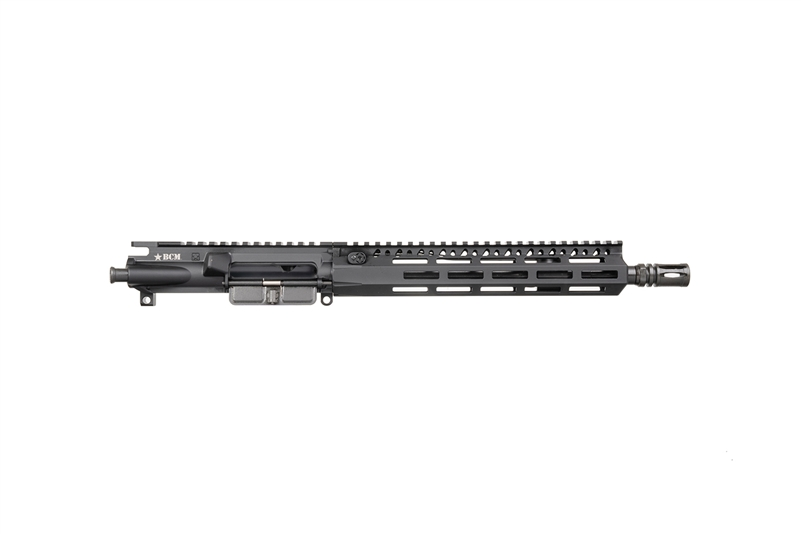 "BCM BFH 11.5"" CARBINE UPPER RECEIVER NO CHARGING HANDLE OR BCG"