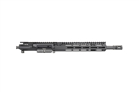 "BCM 12.5"" UPPER RECEIVER GROUP MCMR 10 NO CHARGING HANDLE OR BCG"