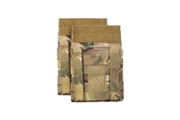 CRYE PRECISION JPC SIDE PLATE POUCH SET - MULTICAM
