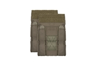 CRYE PRECISION JPC SIDE PLATE POUCH SET - RANGER GREEN