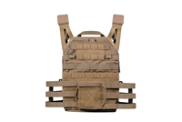 CRYE PRECISION JUMPABLE PLATE CARRIER (JPC) 2.0 - COYOTE