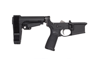 BCM LOWER RECEIVER GROUP W/ SBA3 PISTOL BRACE