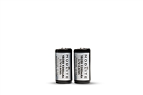 MODLITE 18350 1200MAH BATTERY - 2 PACK