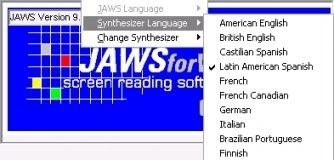 Jaws Screen Reading Pro