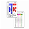 Medication Math & Drip Titration Vertical Badge Card