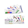 Complete Set for Nurse CNA MA Horizontal Badge Cards - 13 cards
