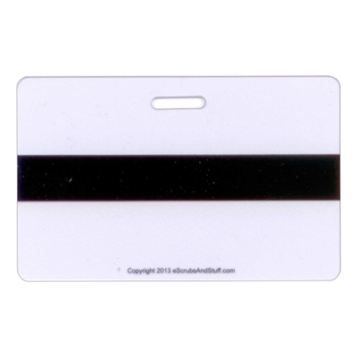 Mourning Band Horizontal Badge Card