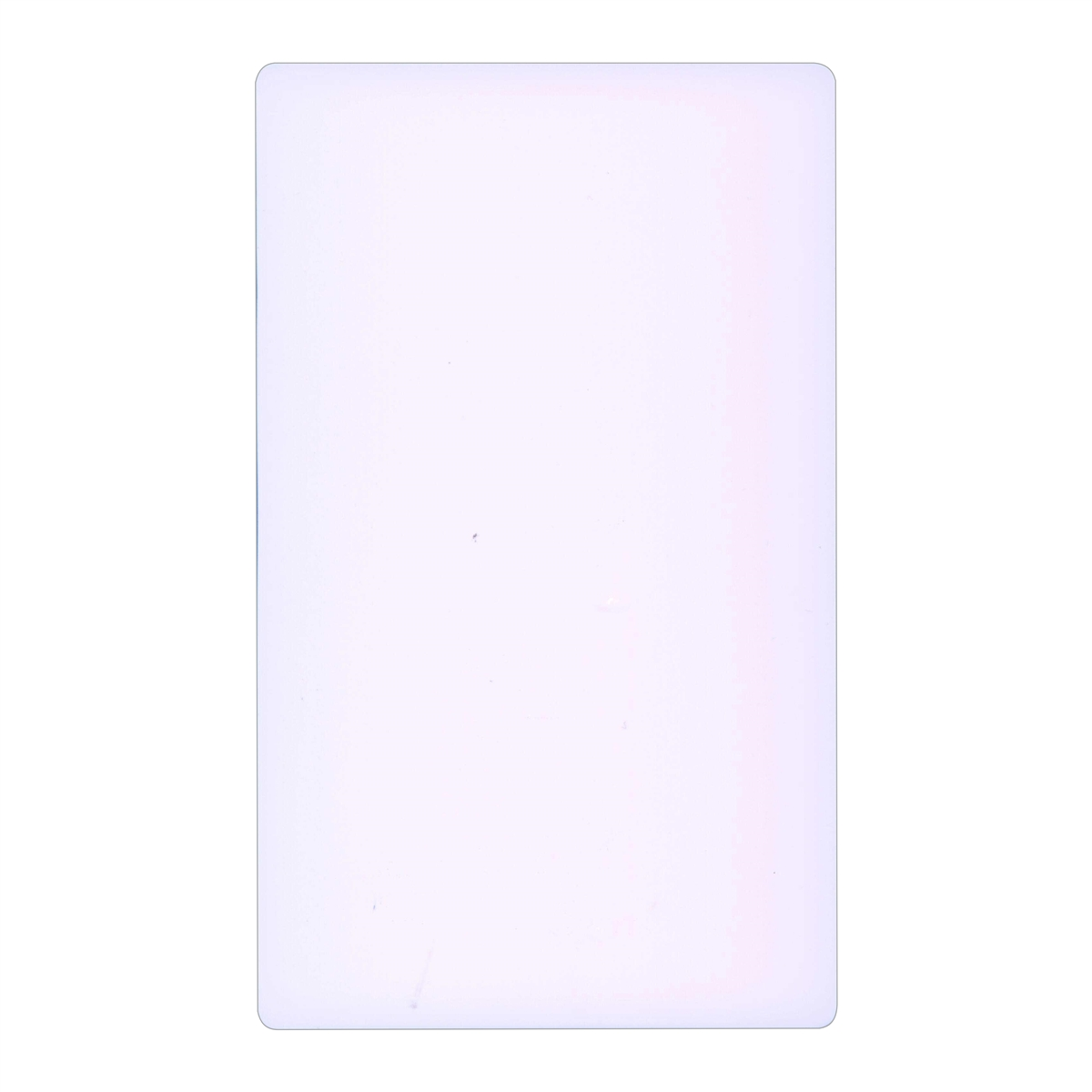 blank plastic make your own index pocket card - Blank Plastic Cards