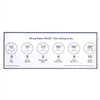 Wong-Baker FACES® Pain Rating Scale Plastic Waterproof Poster