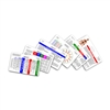 Mini EMT / First Responder Set Horizontal Badge Cards - 6 cards