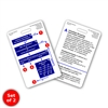 ESI Vertical Badge Cards Set - 2 Cards