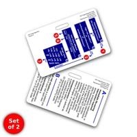 ESI Horizontal Badge Cards Set - 2 Cards