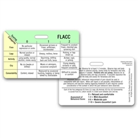 FLACC Horizontal Badge Card