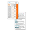 Ventilator Management Vertical Badge Card (Yes Free!) - Laminated