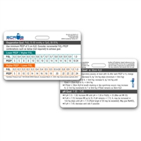 ARDS Horizontal Badge Card (Yes Free!) - Laminated