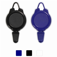 Ski & Sports Plastic Badge Reel
