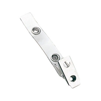 Mylar Strap Clip with 2-Hole NPS Clip