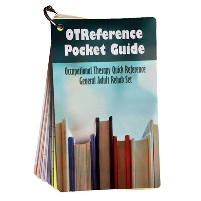 OT Reference Pocket Guide