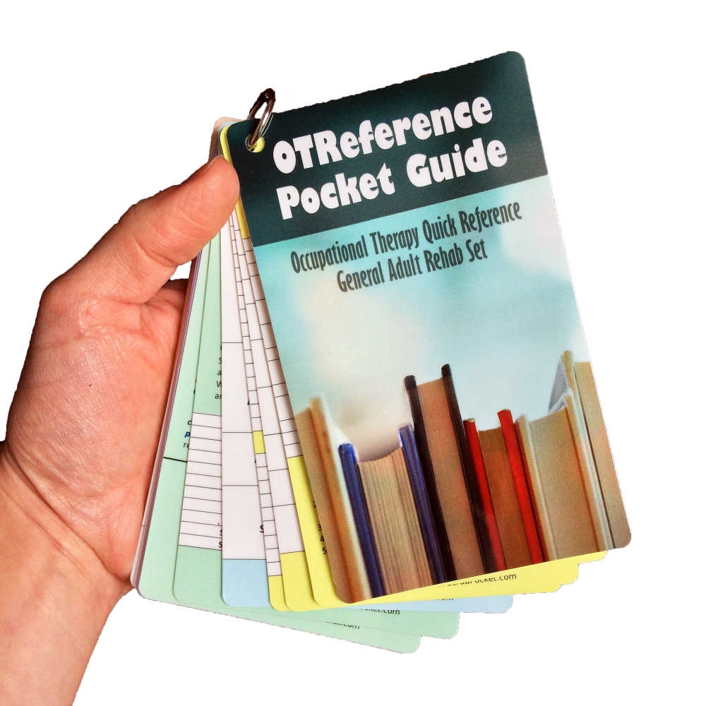 Guide Com: OT Reference Pocket Guide