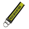 Police Line Do Not Cross Keychain