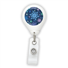 Snowflakes Badge Reel