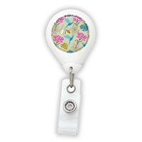 Hummingbird Badge Reel