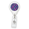 Purple Leaves Badge Reel
