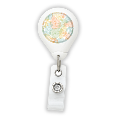 Thin Leaves Badge Reel