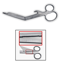 "8.5"" Gripsors Scissors with Hook"