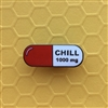 1000mg of Chill Pin