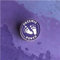 Preemie Power Pin