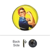 Rosie the Riveter Pin