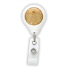 Vitruvian Man Badge Reel